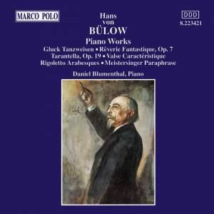 Bülow: Piano Transcriptions Product Image
