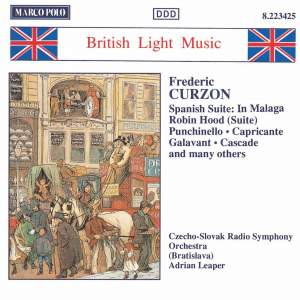 Curzon: Spanish Suite, Robin Hood Suite and others Product Image
