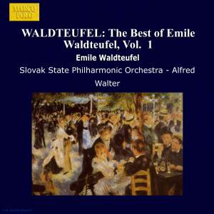 The Best of Emile Waldteufel, Volume 1 Product Image