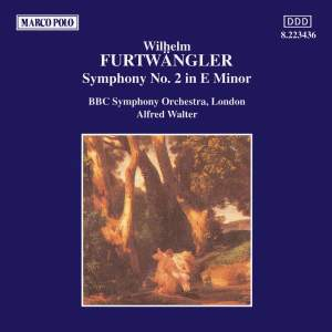 Furtwängler: Symphony No. 2 in E minor Product Image