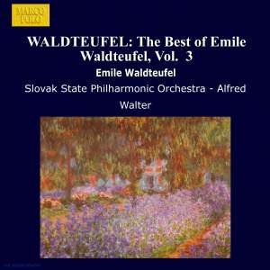 Waldteufel: The Best of Emile Waldteufel, Vol. 3 Product Image