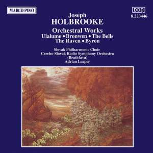Holbrooke: Orchestral Works Product Image