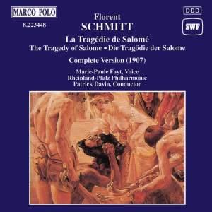 Schmitt, F: La Tragédie de Salomé, Op. 50 Product Image