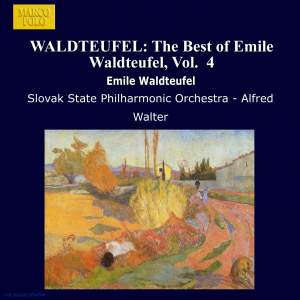 The Best of Emile Waldteufel, Volume 4 Product Image