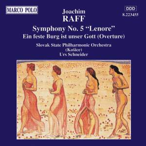Raff: Symphony No. 5, 'Lenore' Product Image
