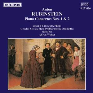 Rubinstein: Piano Concertos Nos. 1 and 2 Product Image