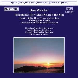 Dan Welcher: Haleakala and other works Product Image