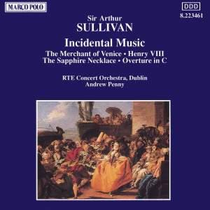 Sullivan: Incidental Music Product Image