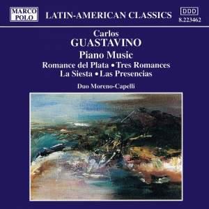 Carlos Guastavino: Piano Music