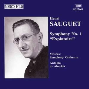 Sauguet: Symphony No. 1 'Expiatoire' Product Image