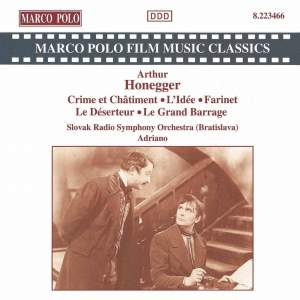 Honegger: Crime et Châtiment and other works Product Image
