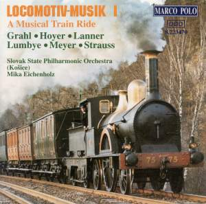 Lokomotiv Musik I: A Musical Train-Ride