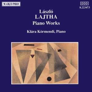 László Lajtha: Piano Works Product Image