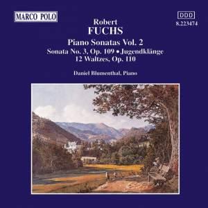 Fuchs: Piano Sonatas Vol. 2 Product Image