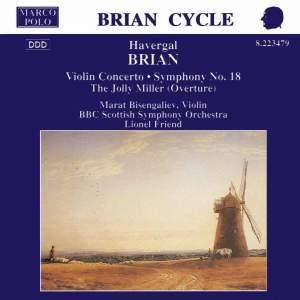 Havergal Brian: Symphony No. 18 & Violin Concerto Product Image