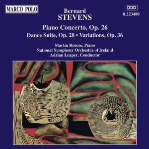 Bernard Stevens: Piano Concerto Product Image