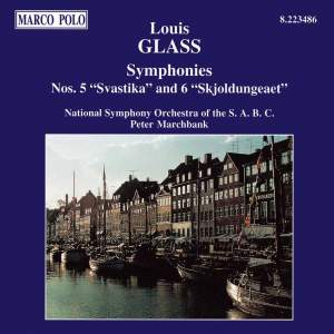Louis Glass: Symphonies Nos. 5 and 6 Product Image