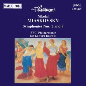 Miaskovsky: Symphony No. 5 in D major, Op. 18, etc. Product Image