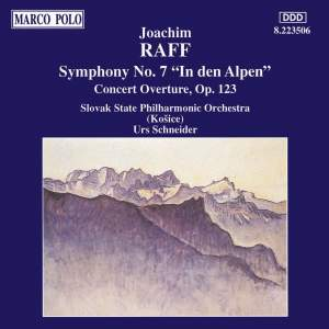 Raff: Symphony No. 7 & Concert Overture, Op. 123 Product Image
