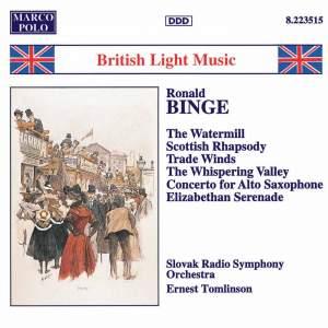 British Light Music - Ronald Binge Product Image