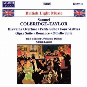 British Light Music - Samuel Coleridge-Taylor Product Image