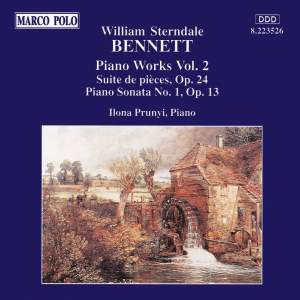 William Sterndale Bennett: Piano Works Vol. 2 Product Image