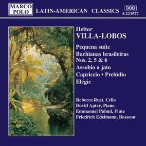 Villa-Lobos: Chamber Music