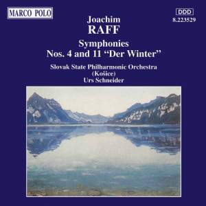 Raff: Symphonies Nos. 4 and 11 Product Image