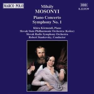 Mosonyi: Piano Concerto Etc. Product Image
