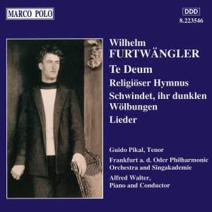 Wilhelm Furtwängler: Te Deum & other works Product Image