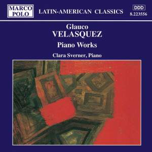 Glauco Velasquez: Piano Works Product Image