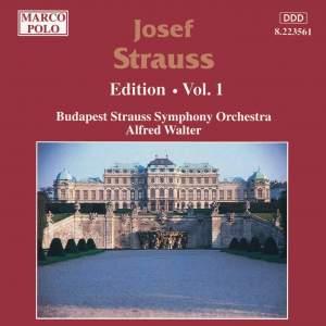Josef Strauss Edition, Volume 1 Product Image