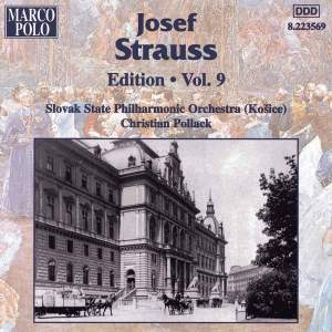 Josef Strauss Edition, Volume 9