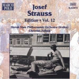 Josef Strauss Edition, Volume 12 Product Image