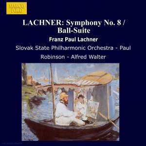 Lachner: Symphony No. 8 Product Image