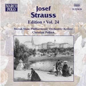 Josef Strauss Edition, Volume 24 Product Image