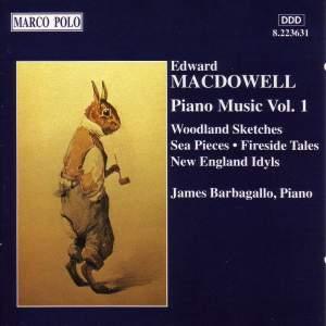 Macdowell: Piano Music Vol. 1 Product Image