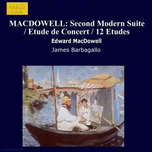 Macdowell: Piano Works Product Image