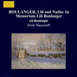 In Memoriam Lili Boulanger Product Image