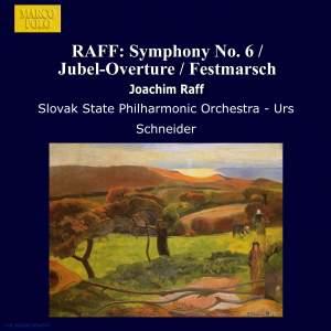 Raff: Symphony No. 6 Product Image