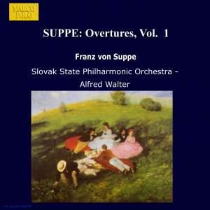 Franz von Suppé: Overtures, Vol. 1 Product Image