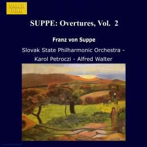 Franz von Suppé: Overtures, Vol. 2 Product Image