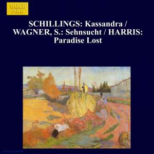 Siegfried Wagner, Max von Schillings & Clement Harris: Orchestral Works Product Image