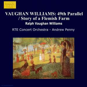 Vaughan Williams: Film Music Product Image