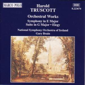 Harold Truscott: Orchestral Works Product Image