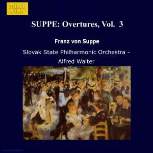 Franz von Suppé: Overtures, Vol. 3 Product Image