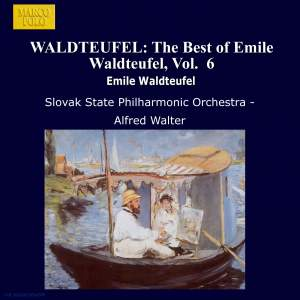 The Best of Emile Waldteufel, Volume 6 Product Image