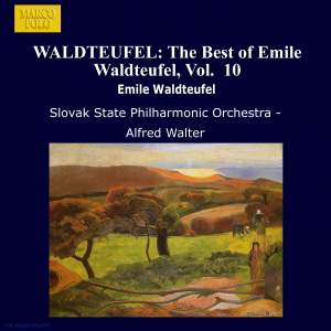 The Best of Emile Waldteufel, Volume 10 Product Image