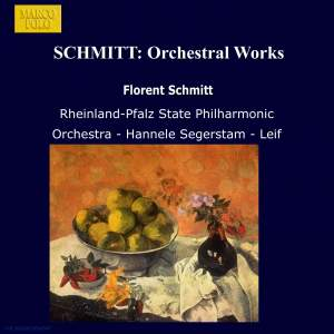 Schmitt: Orchestral Works Product Image