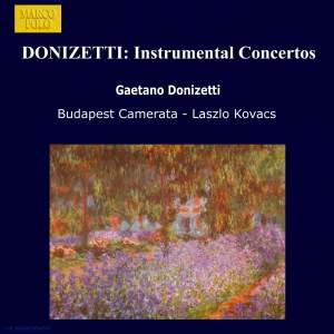 Donizetti: Instrumental Concertos Product Image